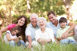 Как уживаться с родителями на одной территории?