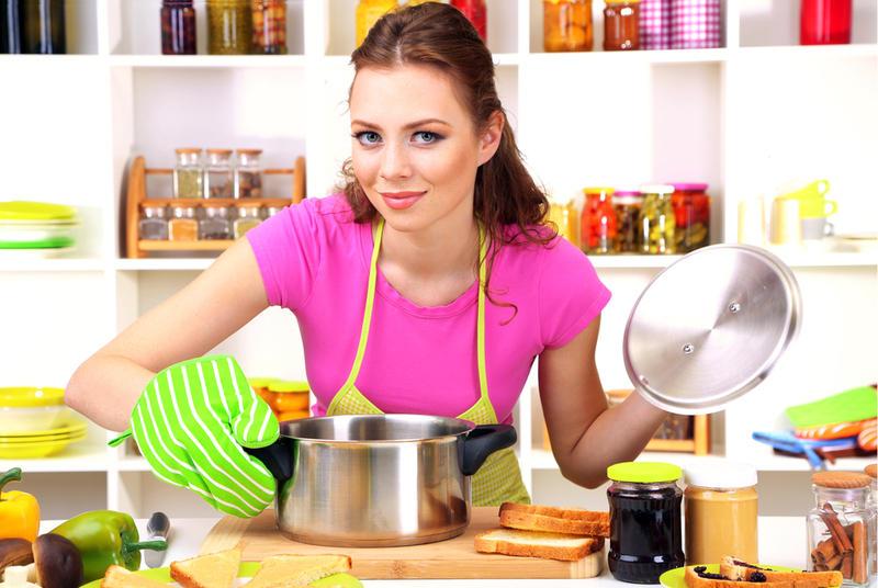 Нерутинная рутина. Как помочь себе на кухне?
