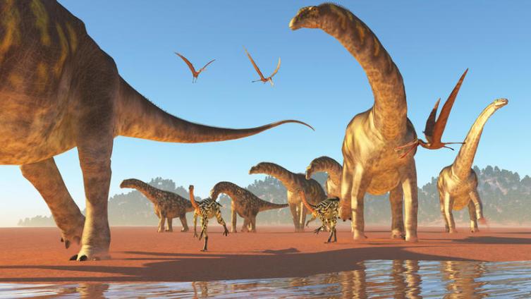 Массовые вымирания живых существ в истории эволюции Земли. Сколько их было?
