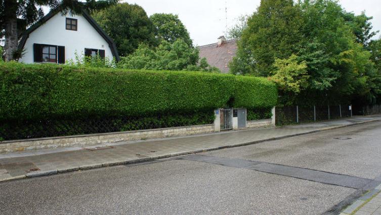 Частная жилая застройка в Мюнхене
