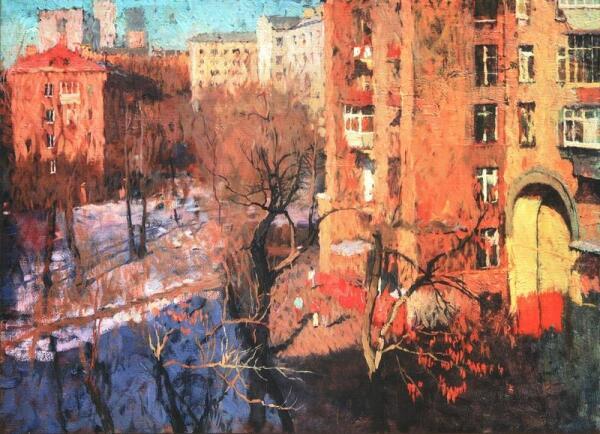 Живописец Наталия Зайцева: виден ли талант сразу?
