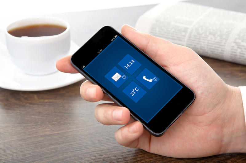 Каким может быть современный смартфон?