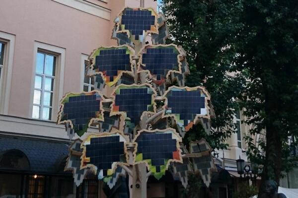 Где в Москве вырастет Дерево Счастья?