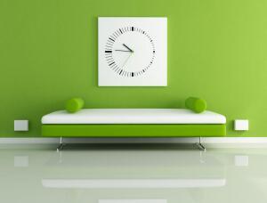 Как часы могут стать украшением интерьера?