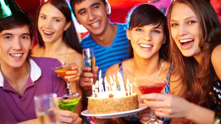 Как отметить день рождения?