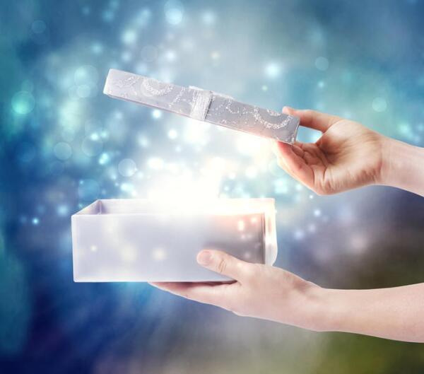 Что такое Magic Box, или Как сделать незабываемым денежный подарок?