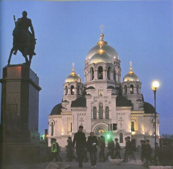 Войсковой Вознесенский кафедральный собор в г. Новочеркасск