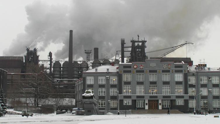 Новокузнецк, Металлургический комбинат