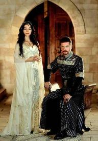 Нурбану Султан и Шехзаде Селим.