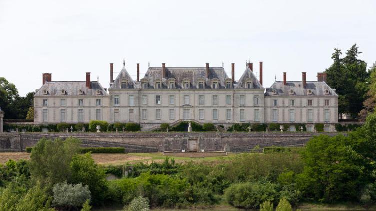 Менарский дворец мадам Помпадур