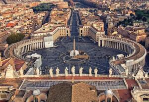 Средневековая Европа. Могла ли женщина быть Папой Римским?