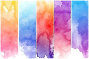 Как превратить краску в цвет? Урок первый: увидеть пятно