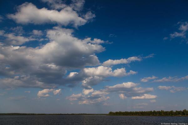 Ловозеро — четвёртый по величине водоём в Мурманской области
