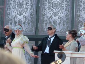 Фестиваль «Опера всем» в Санкт-Петербурге. Можно ли играть оперный спектакль  прямо на улице? Часть 2