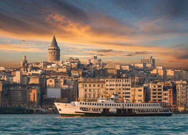 Как жили-были русские в Стамбуле в 90-е?