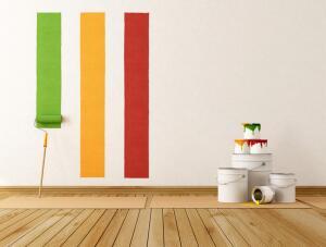 Вы пробовали каждую стену в комнате окрасить разными цветами? Не поверите, эффект удивительный!
