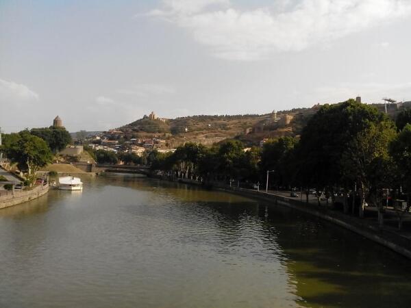 Тбилиси, Кура