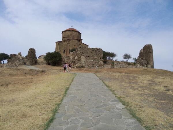 Храм Джвари— один из старейших в Грузии