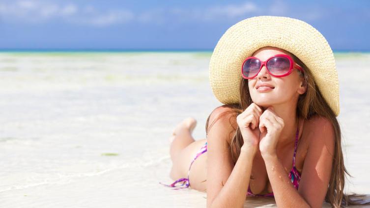 Как ухаживать за кожей летом? Секреты тропиканки