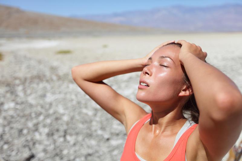 Как пережить жару без ущерба для здоровья?