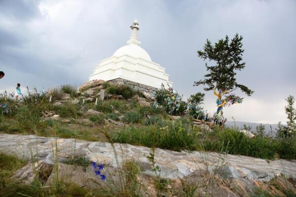 Буддийская Ступа Просвещения