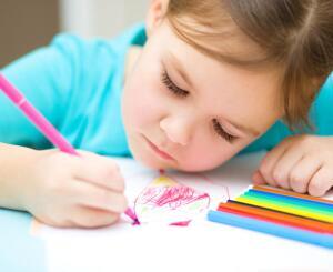 Замечает ли ваш ребёнок краски в мире вещей?..
