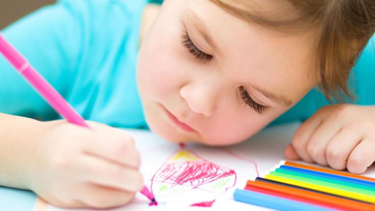 Как развивать в ребенке способности будущего художника?