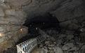 Воронцовские пещеры в Сочи. Не кости ли туриста выложены там на всеобщее обозрение?