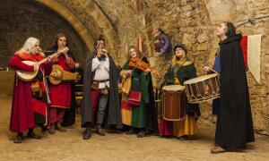 Средневековая Европа. Кто такие трубадуры?