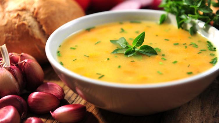 Что приготовить из тыквы? Тыквенный суп