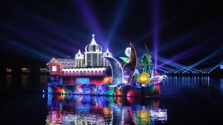 Фестиваль света в Малайзии