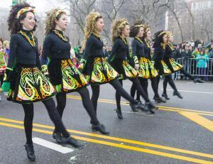 Ирландские танцы. Можно ли мыслить... ногами?
