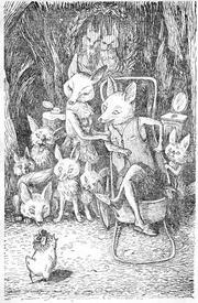 Можно без сомнения утверждать, что лучшие иллюстрации к сказке Экхольма были сделаны в Советском Союзе - замечательным детским художником Борисом Диодоровым.
