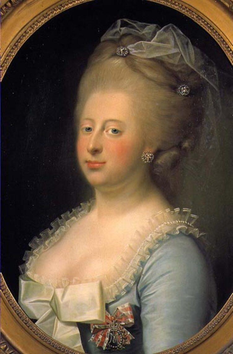 Принцесса Каролина-Матильда
