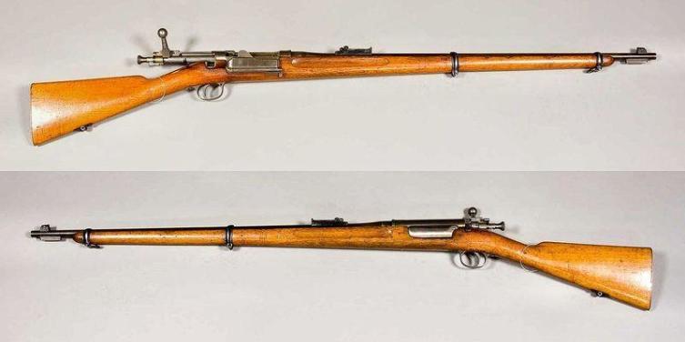 Винтовка системы Краг – Йоргенсен. Почему американцы называют это оружие «винтовка одной войны»?