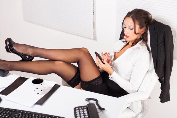 Секс по телефону: быть или не быть?