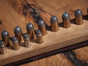 Патрон .38 Long Colt обр. 1875 г. Как этот забытый патрон стал «отцом» двух самых знаменитых пистолетных патронов?