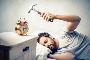 Как эффективно разбудить мужчину в рабочее утро?