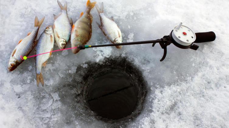 В чем романтика зимней рыбалки?