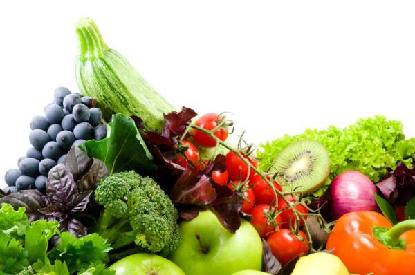 Что делать, чтобы быть здоровым? Рецепт 1: правильно питаться