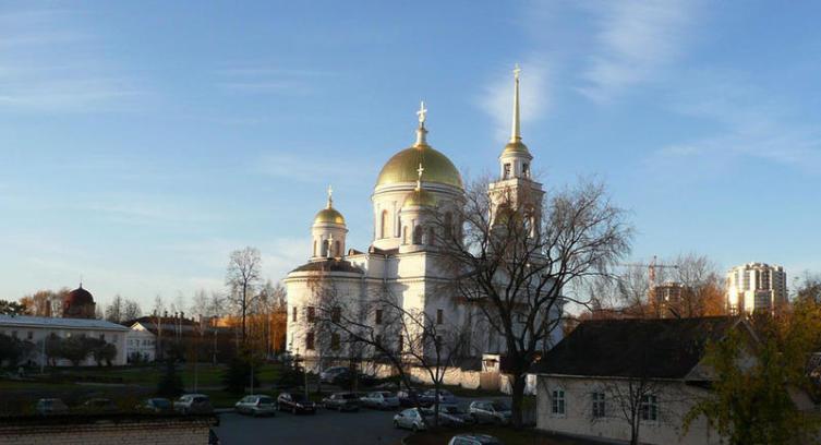 Ново-Тихвинский монастырь, где накануне гибели содержалась Елизавета Фёдоровна
