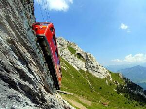 Может ли поезд стать альпинистом?