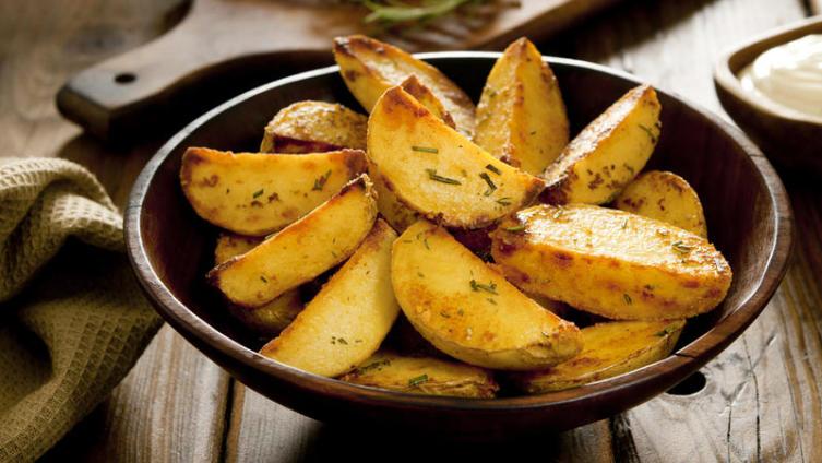 Как приготовить сказочный деревенский картофель?