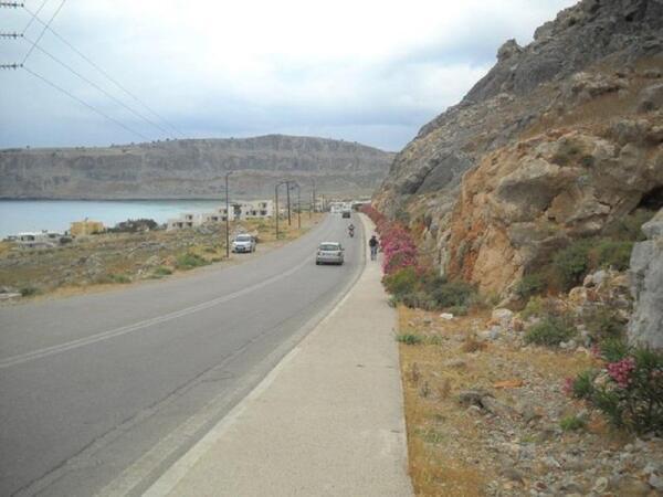 Греческие дороги