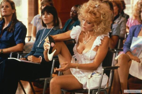 Комедия «Школа стюардесс» (1986). Что важнее - девушки или самолеты?