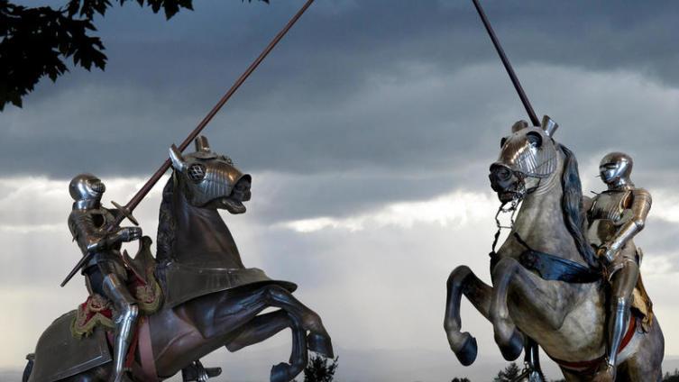Средневековая Европа. Как и зачем  проводились рыцарские турниры?