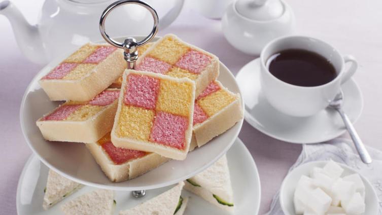 Какое пирожное стало символом династического брака?