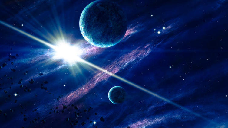 На каком расстоянии от Земли начинается космос?