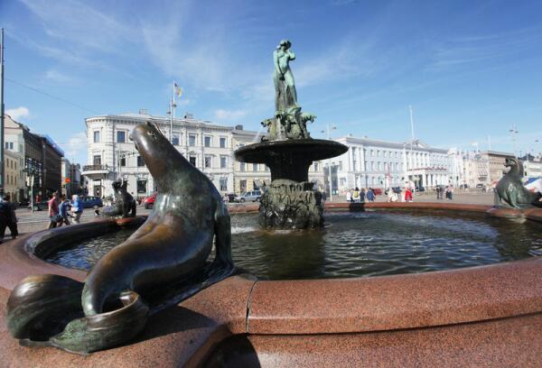 Чей дух витает над Хельсинки? История его хозяйки