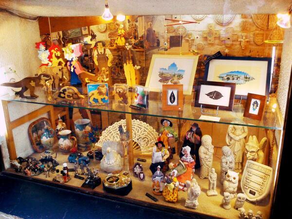 Сувениры города Авиньон